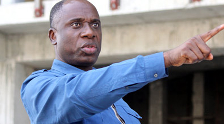Maritime to contribute 25 per cent of budget, says Amaechi