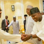 Buhari, National Assembly leaders resolve grey areas