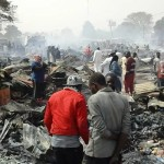 Govts, Insurers Watch As goods And Properties Burn In Nigerian Markets