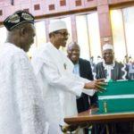 Again, NASS sends corrected 2016 Budget to Buhari