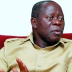 No automatic tickets for lawmakers -Oshiomhole