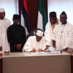 Buhari's Remarks On The 2016 Budget