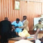 Breaking: Police take over Edo Assembly