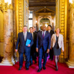Elumelu promotes Nigeria as top investment destination to the French Business Community
