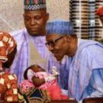 Buhari didn't receive rescued Chibok girl, Amina Ali with her Boko Haram husband – Presidency