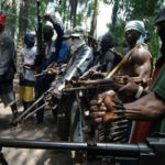 Niger Delta militants kill British hostage