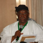 Bode George loses mother