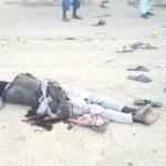 Nigerian troops intercept another Boko Haram suicide bomber