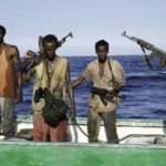 Nigerian troops kill four suspected pirates in oil rich region