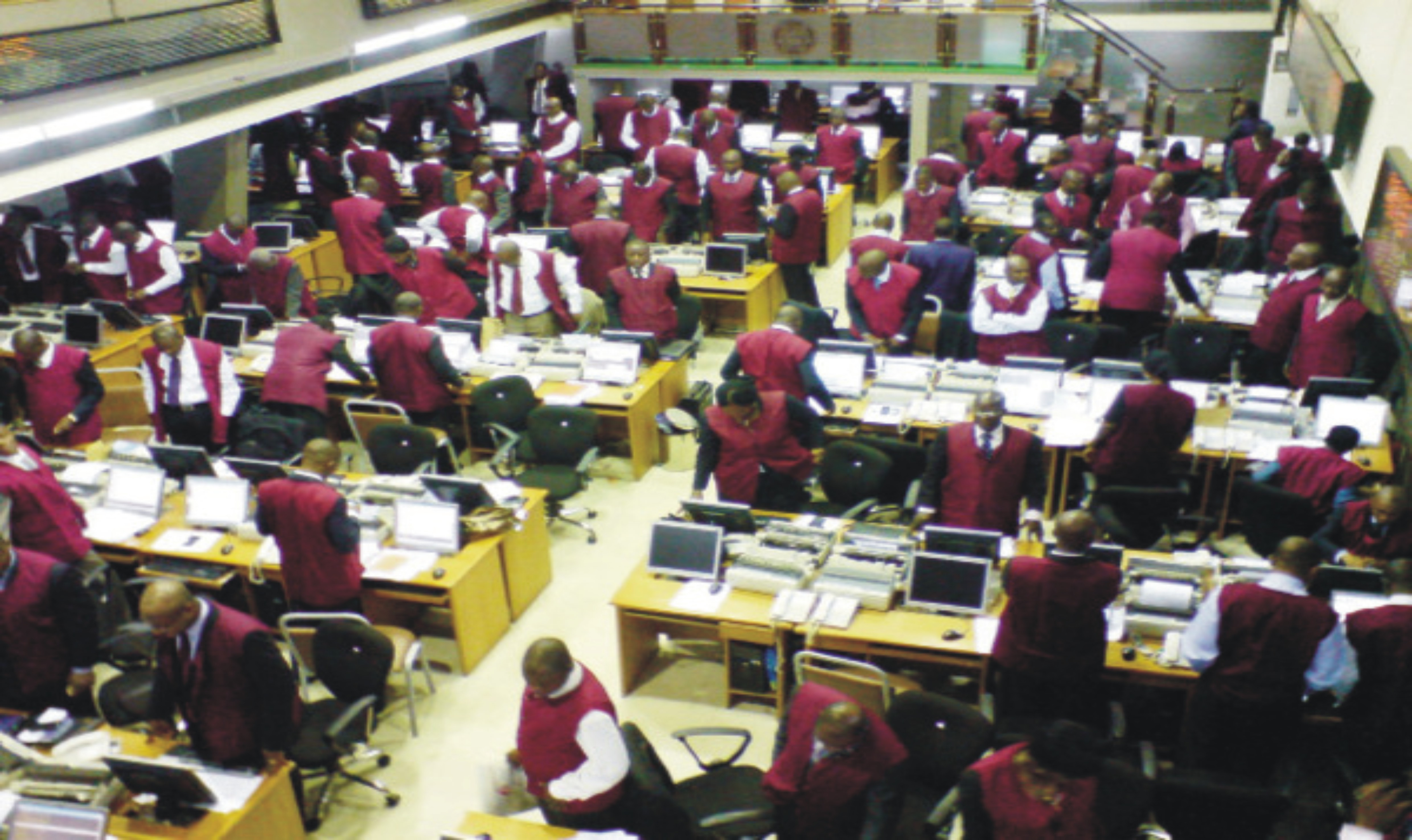 Stock market lost N1.732tn in one year under Buhari's government