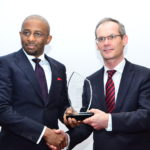 Nestoil Wins BusinessDay Award