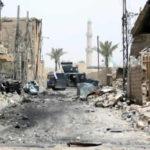 Air strikes 'kill at least 150' militants fleeing Iraq's Fallujah