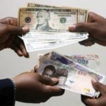 Naira gains, sells for 284/dollar at official market
