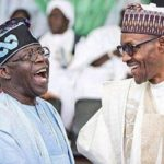 I'm not fighting with Buhari – Tinubu