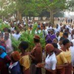 Stir in Osun school as students appear in church garments
