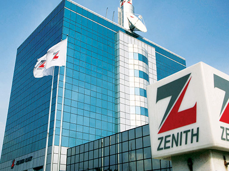 Zenith Bank Records 5% Gross Earnings Growth At N696.5 bn