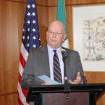 Sex scandal: US Ambassador ignores Reps probe again