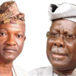 PDP chair: Bode George, Agbaje divide governors
