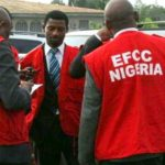 EFCC operatives storms Standard Chartered Bank's Lagos office
