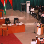 Ekiti lawmakers commiserate with FG, World Bank over officials that drowned