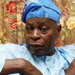 Falae links Jonathan to N100m election funds scam …tenders email to EFCC as evidence