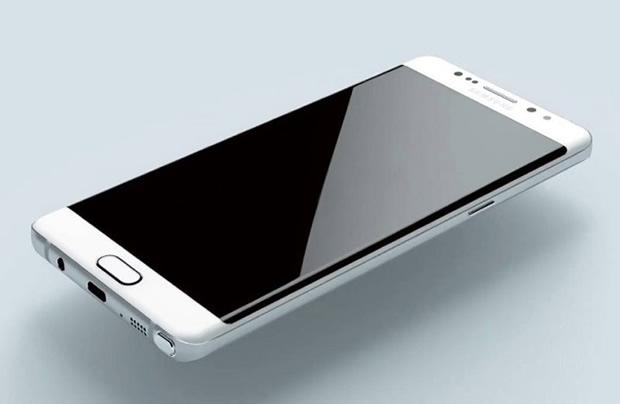Samsung unveils Galaxy Note7