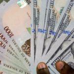 Naira falls further to 414/dollar