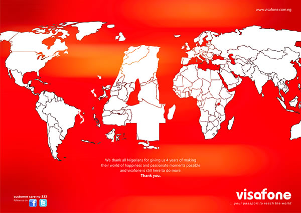 Visafone begins 4G Internet test run