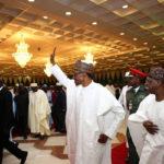 Buhari lambasts Nigerians, says change isn't about economic progress