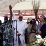 Buhari, others seek votes for Obaseki