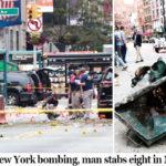 New York bombing suspect, Ahmad Rahami, held
