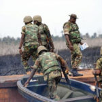 Four Operation Crocodile Smile soldiers drown in Bayelsa