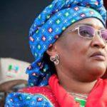 Women Affairs minister, Alhassan, slumps in Adamawa