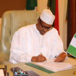 Recession: Think outside the box, Buhari tells ministers