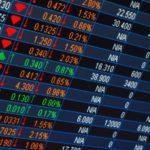 Stock market index drops below 30,000bps mark amid losses