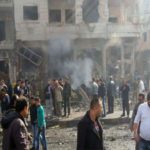 String of bomb blasts hit Syria, 23 killed