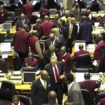 NSE index rises as 15 stocks appreciate