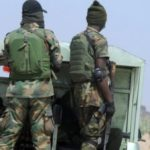 Criminal involvement of soldiers in kidnapping