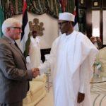 President Buhari Seeks Germany Help On Oil Theft