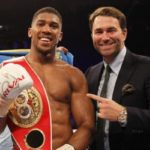 Why Joshua's fight with Klitschko has not been confirmed