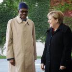 PHOTOS: Buhari meets German Chancellor, Merkel