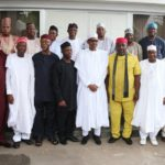 Buhari, APC governors meeting behind closed-door at Aso Rock