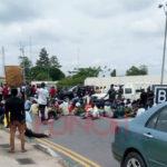 Unpaid stipends: Ex-militants protest in Yenagoa, JTF injures one