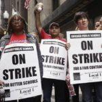 Strike deadline near, dire finances complicate Chicago school talks