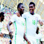 World Cup qualifier: Eagles off to solid start