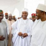 Buhari meets Saraki, Kwankwaso