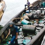 Navy arrests three Cameroonians, Nigerian over oil theft