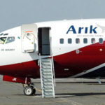 Arik Air scales down flights due to aviation fuel scarcity