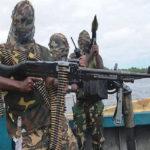 Militants attack Trans Forcados export line repair team