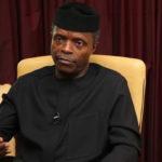 Opportunities in oil sector'll be over soon — Osinbajo